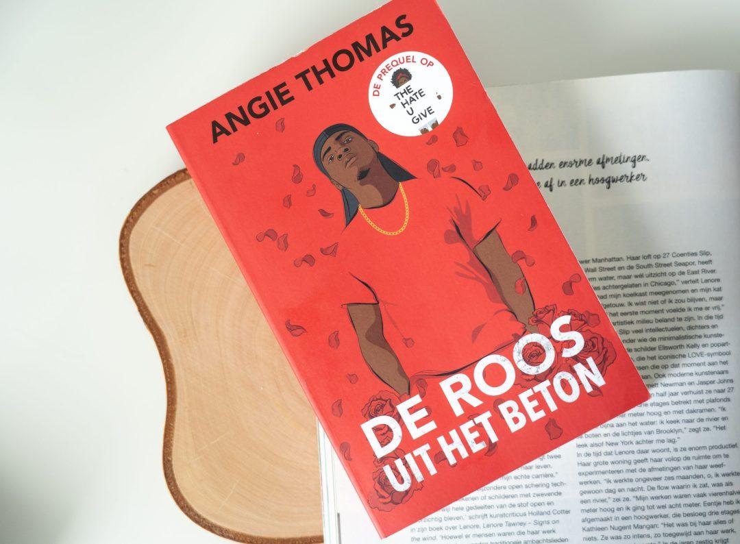 De roos uit het beton - Angie Thomas