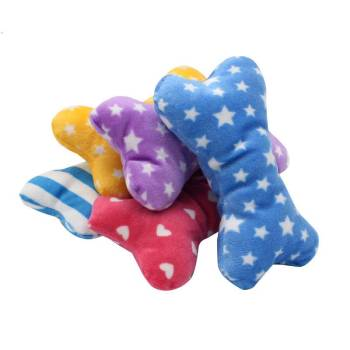 Cute Bone Plush Toy Dogs Toys