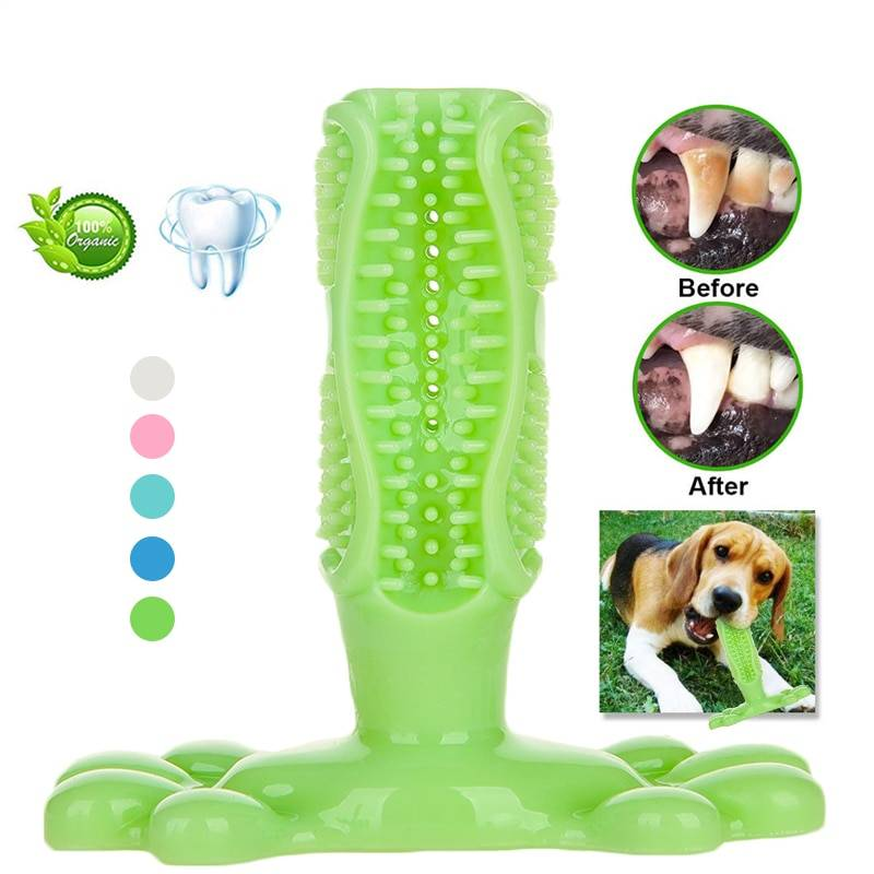 Dog's Chewing Toothbrush Dogs Grooming & Care