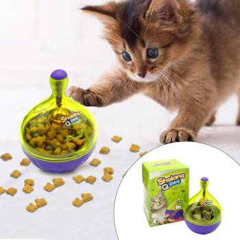 Treat Dispenser for Pets Cats Feeding & Watering Accessories