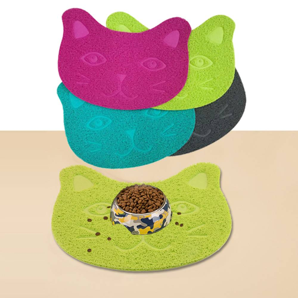 Charming Feeding Mat For Pets Cats Feeding & Watering Accessories