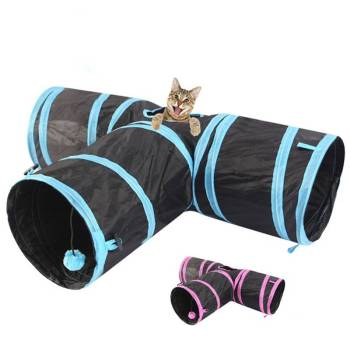 Cat's Tunnel Foldable Toy Cats Toys
