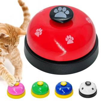 Pet Training Potty Bells Toy Cats Training