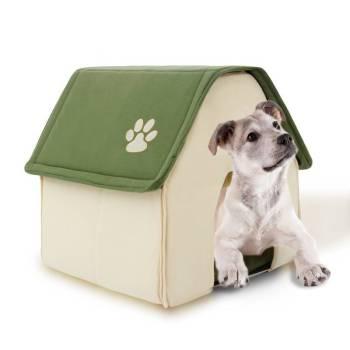 Soft Fleece Dog's Kennel Beds Dogs