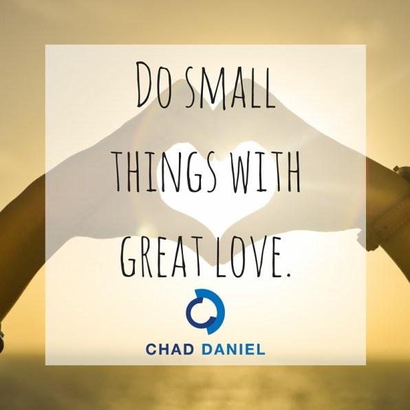 Created for Chad Daniel Ministries- ChadDaniel.org