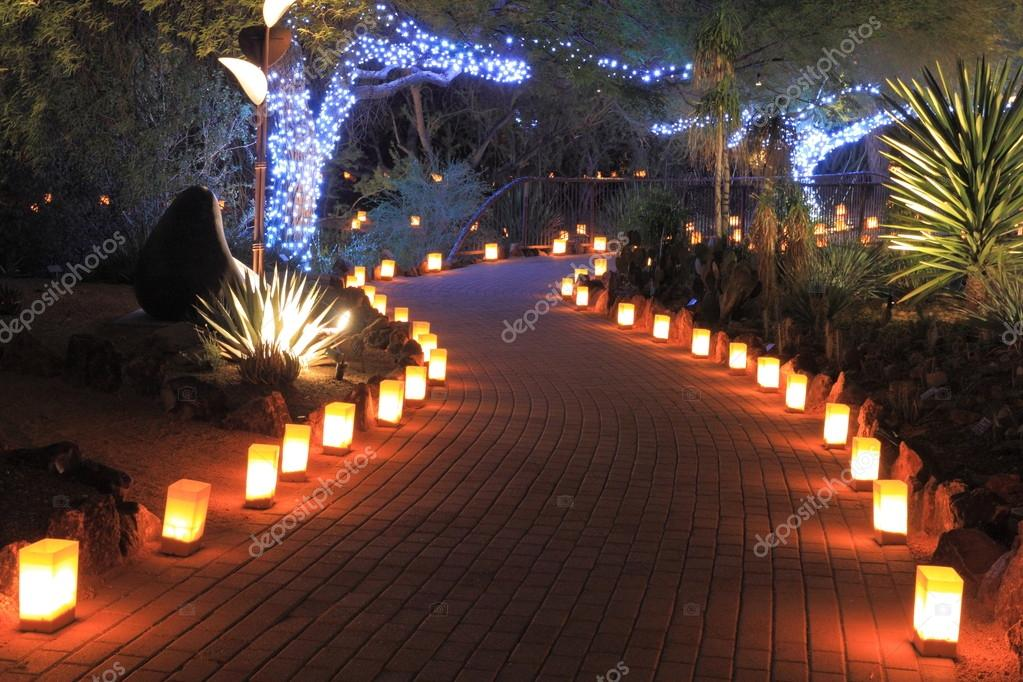 Christmas Path Lights