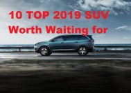 Best 2020 SUV Models You can Buy RightNow