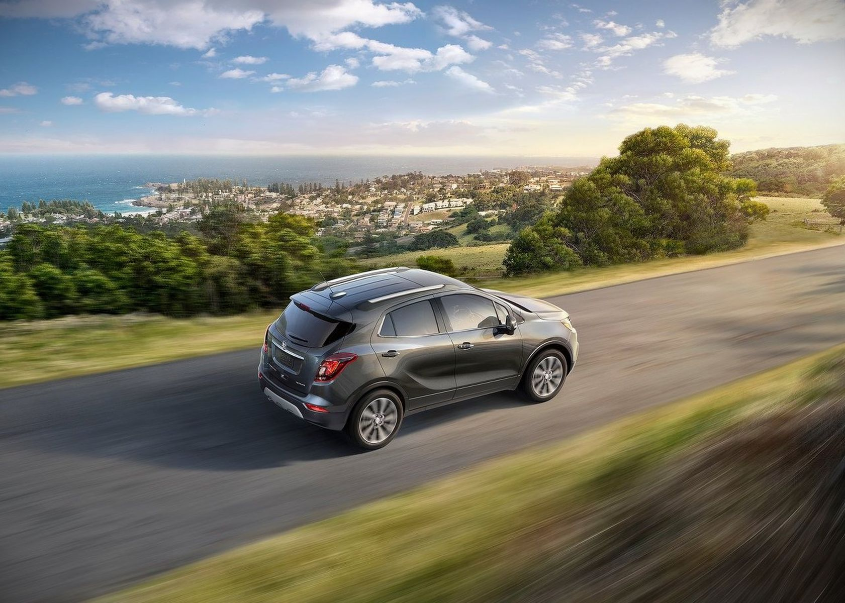 Best SUV Lease Deals Right Now - Buick Encore 2020
