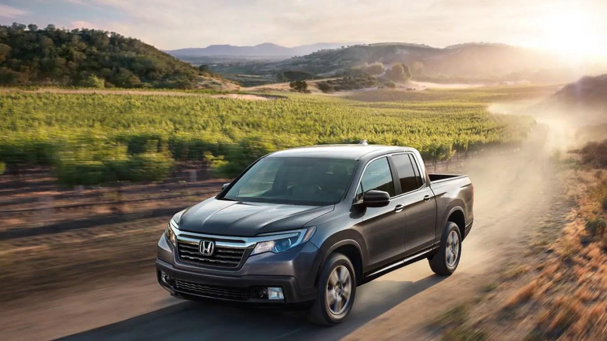 2020 Honda Ridgeline Diesel Engine Performance & MPG