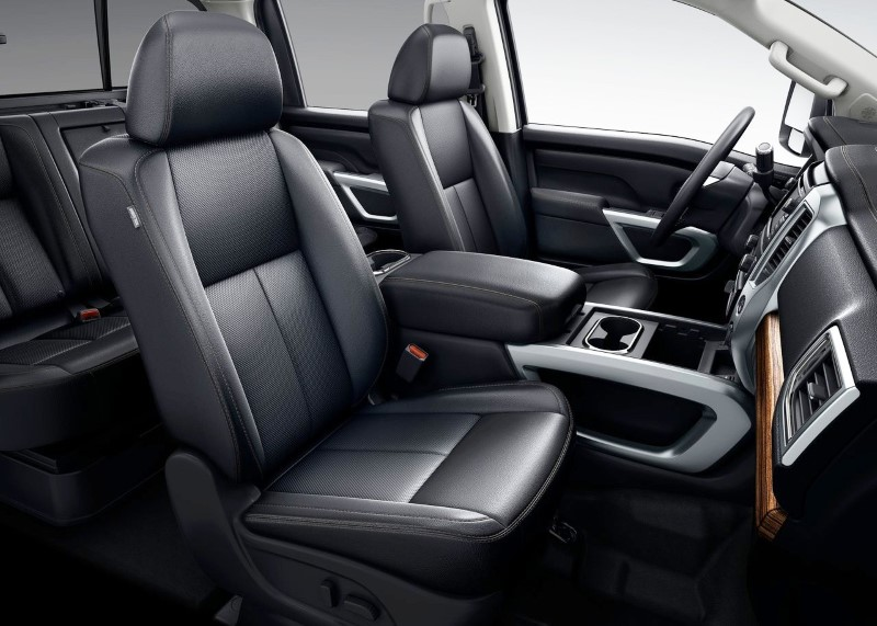 2020 Nissan Titan XD Bed Size & Safety Features