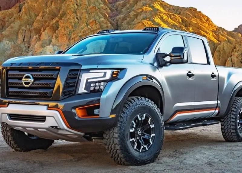 2020 Nissan Titan XD Cummins & MSRP