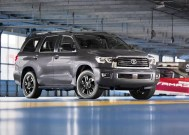 2020 Toyota Sequoia Full-Size SUV Review; Price, Specs & Performance