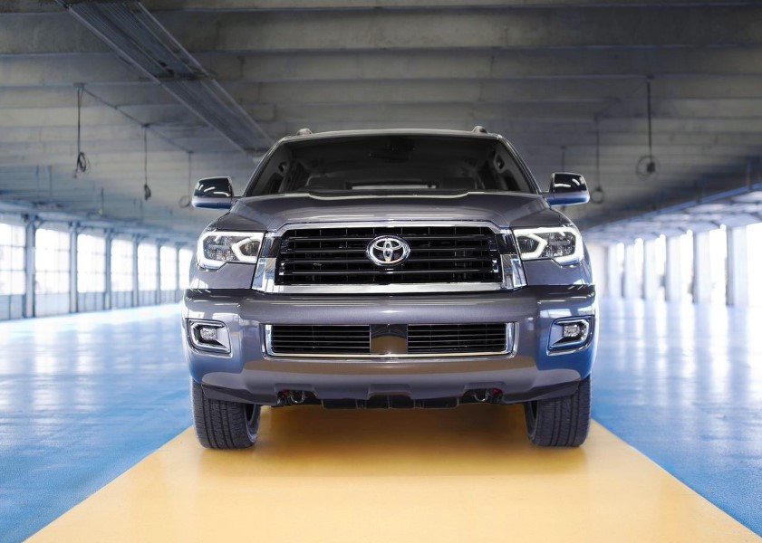 2020 Toyota Sequoia Release Dae and Price