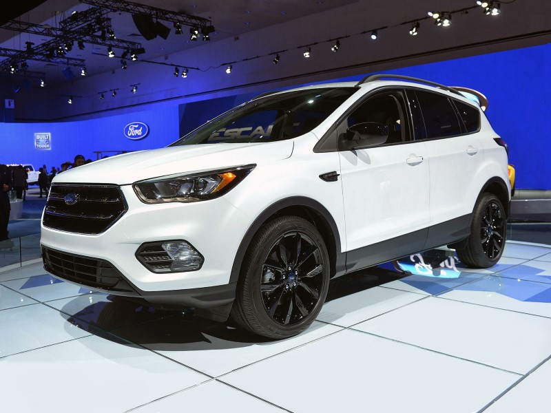 2020 Ford Escape Price and Release Date