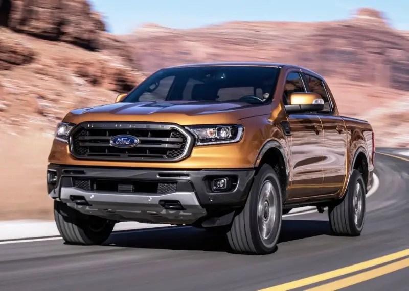 2020 Ford Ranger Redesign & Changes