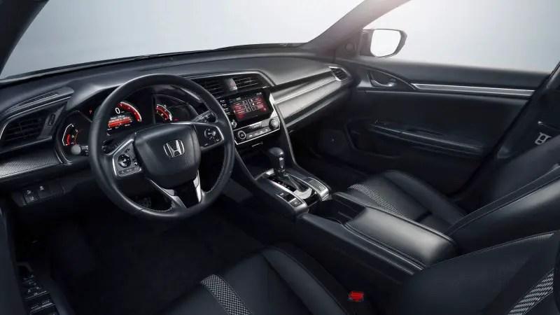 2020 Honda Civic Interior Features