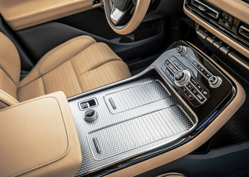 2020 Lincoln Aviator Hybrid Safety Features