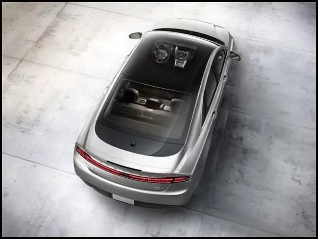 2020 Lincoln MKZ Hybrid Sedan Reviews