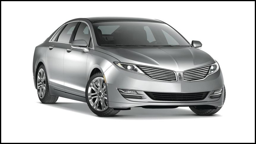 2020 MKZ Lincoln Render Images Rumors
