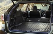 2020 Subaru Outback Trunk Capacity