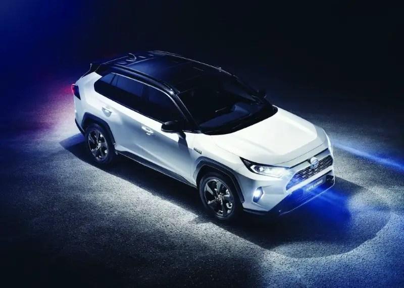 2020 Toyota RAV4 Redesign & Update