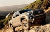 New Toyota Tacoma Frame Recall 2020