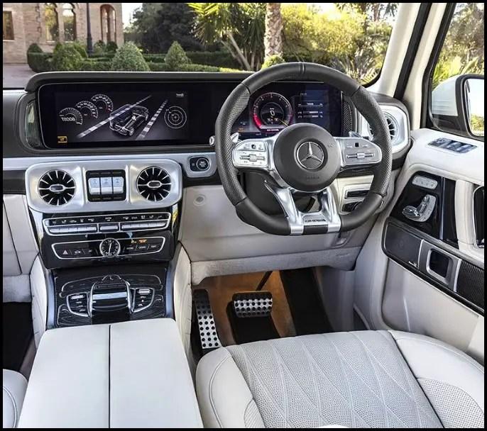 2020 Mercedes-Benz ML Interior Features