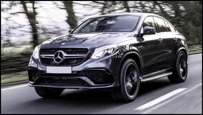 2020 Mercedes-Benz ML SUV WIth Hybrid Engine