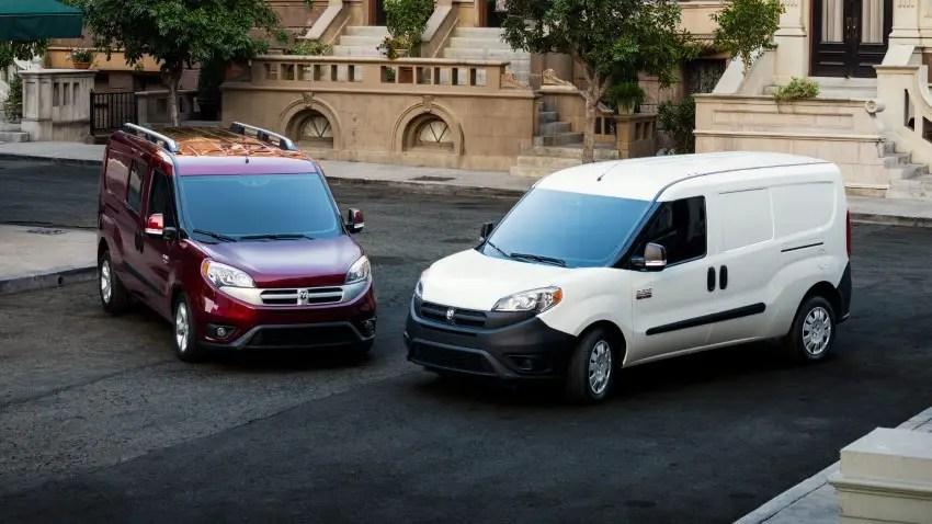 2020 RAM ProMaster City Cargo van & Wagon