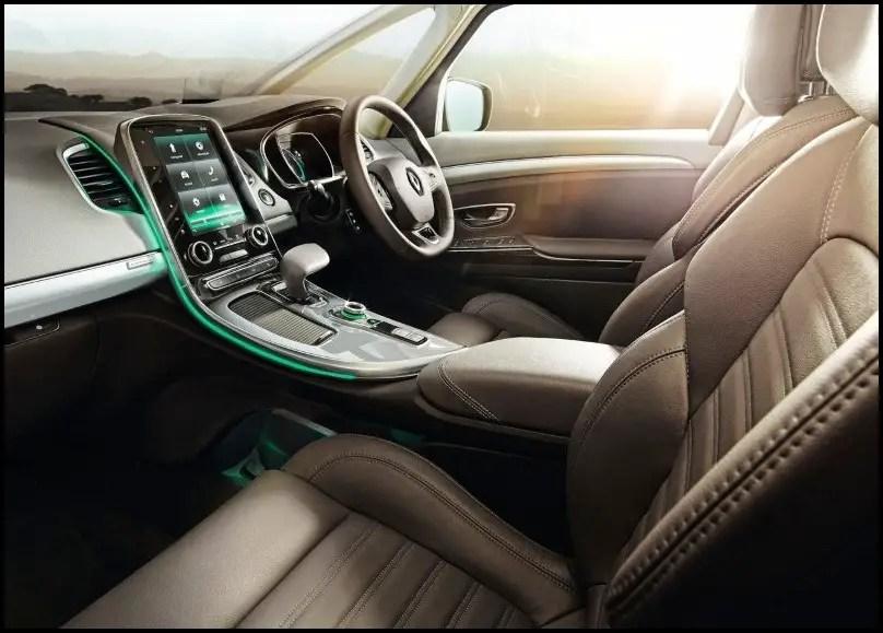 2020 Renault Espace Interior Concept For Future