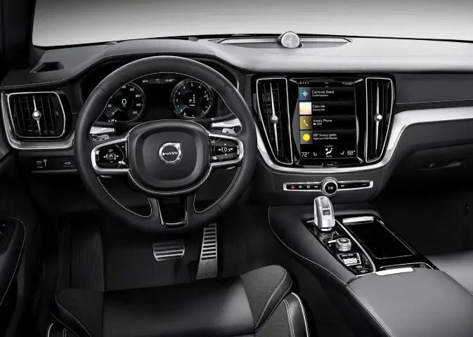 2020 Volvo S60 Interior Redesign & Updates