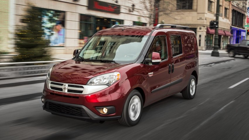 New RAM ProMaster City Reliability Review