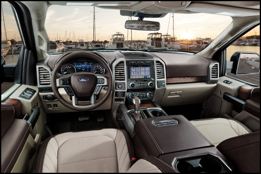 2019 Ford Raptor Interior Images2019 Ford Raptor Interior Images