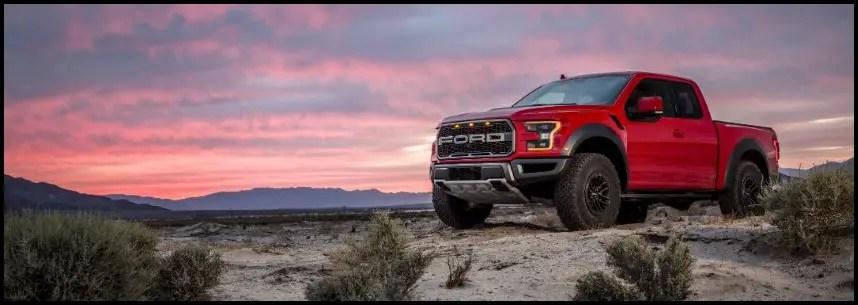 2019 Ford Raptor V8 Options
