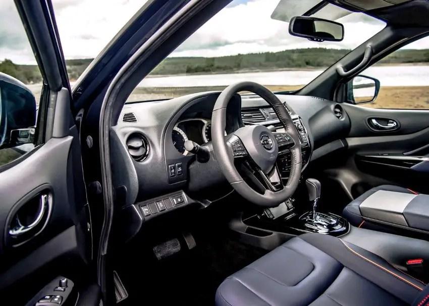 2020 Nissan Navara New Interior