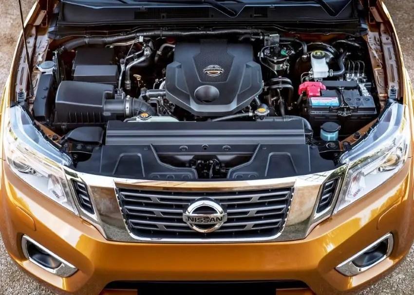 2020 Nissan Navara SUV Engine Specs