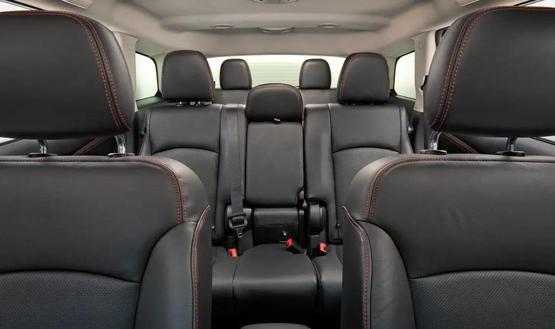 2020 Dodge Journey Interior & Seat Capacity