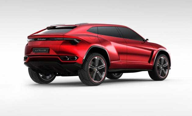 2020 Lamborghini Urus Plug-in Hybrid Test