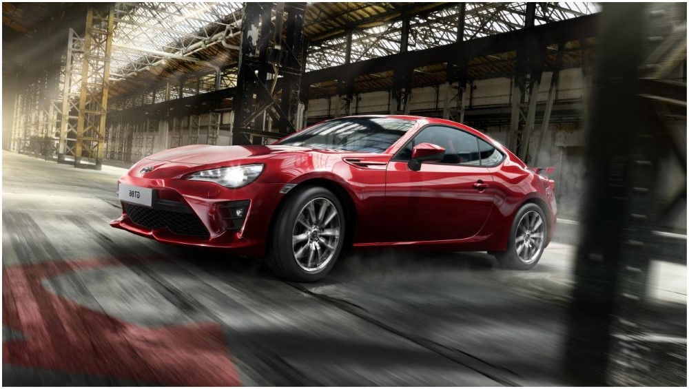2020 Toyota GT86 Engine Specs & Fuel Economy