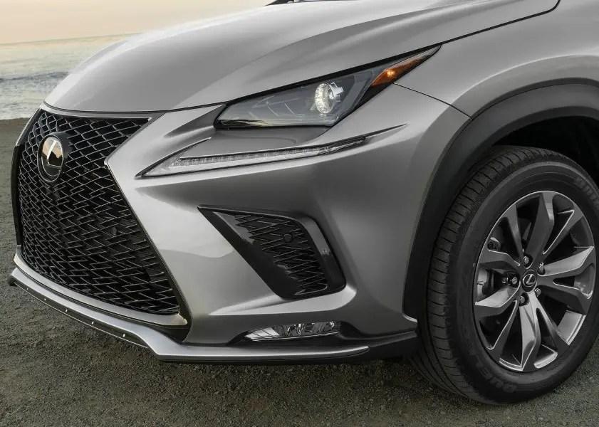 2020 Lexus NX Hybrid Engine Specs & Transmissions