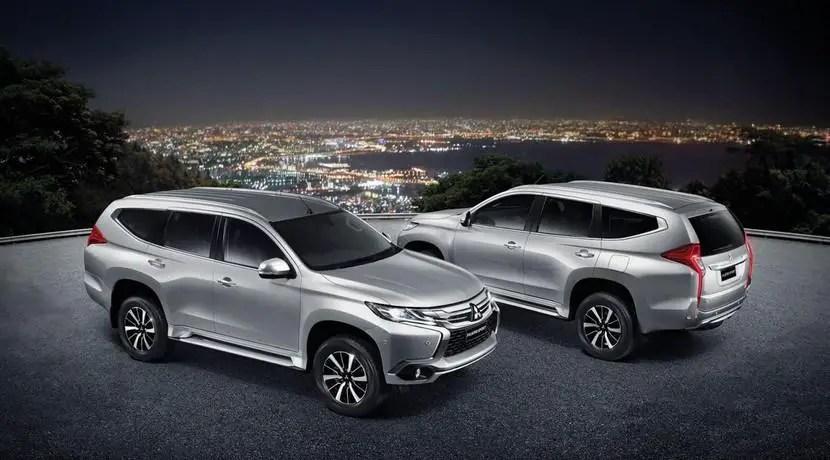 2020 Mitsubishi Montero Redesign and Changes