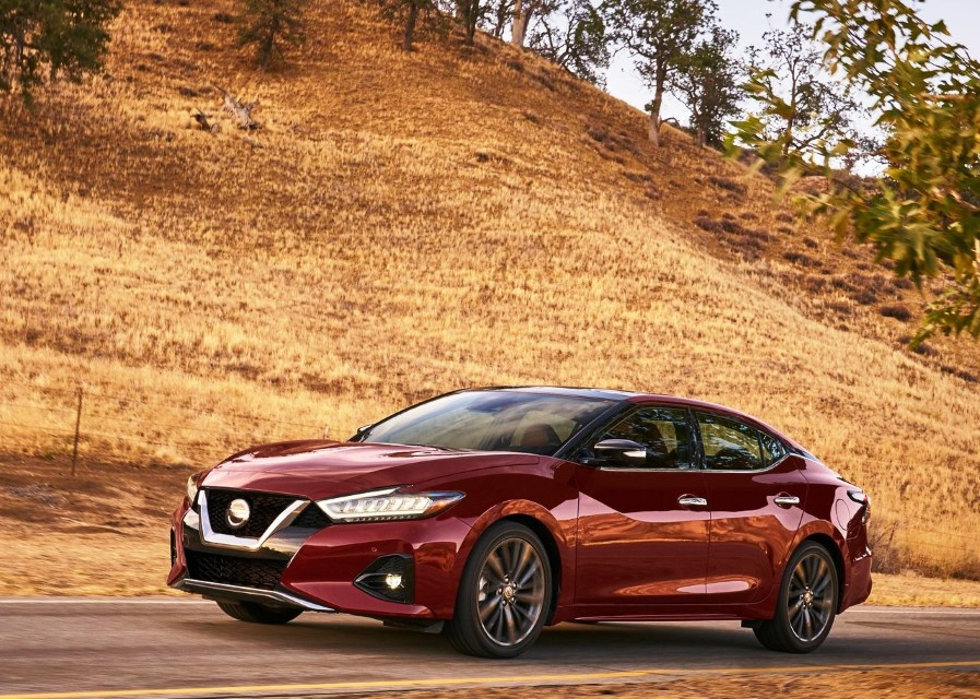 2020 Nissan Maxima All Wheel Drive Review