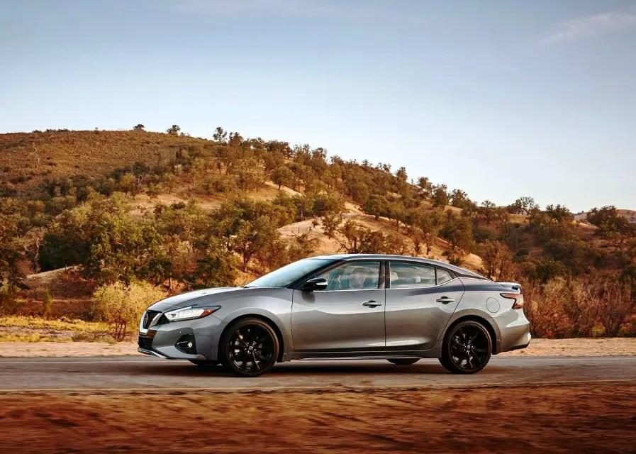 2020 Nissan Maxima Nismo Performance