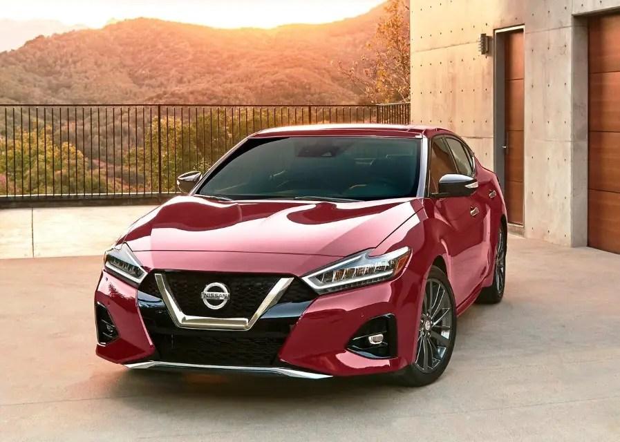 2020 Nissan Maxima Price & Equipment