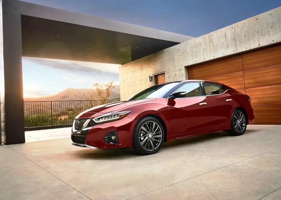 2020 Nissan Maxima Redesign Exterior & Interior