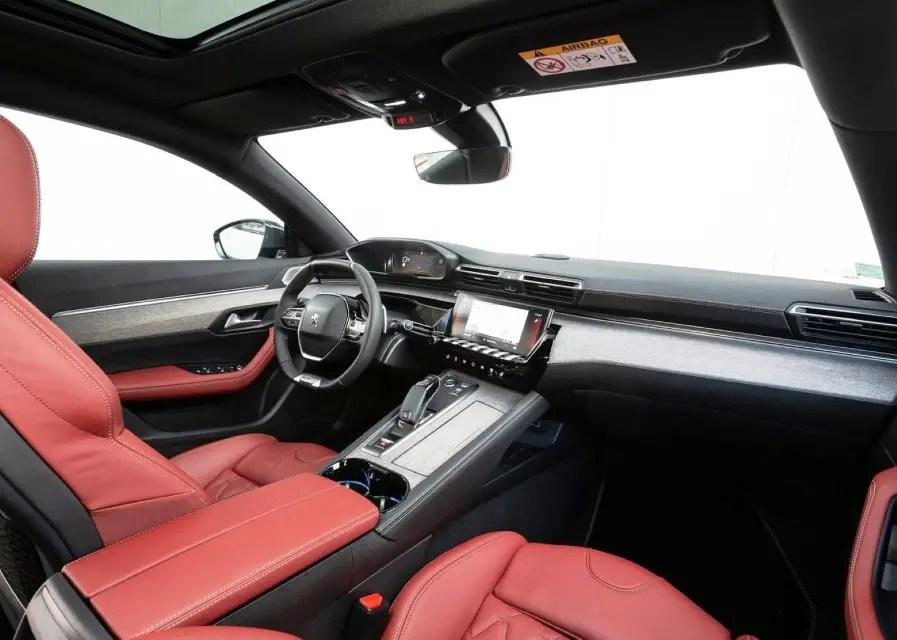 2020 Peugeot 508 Australia - Price & Lease