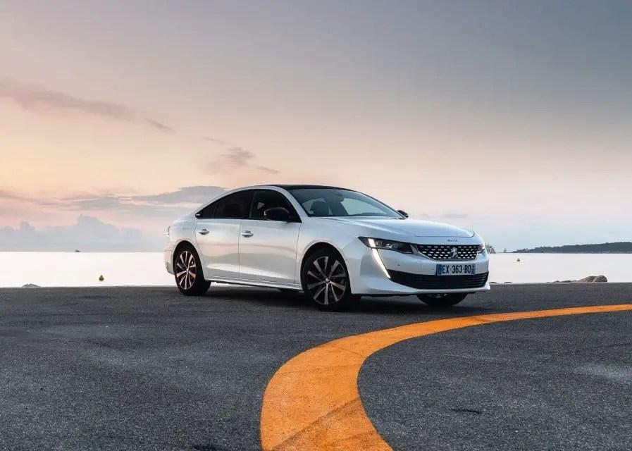 2020 Peugeot 508 Price in Canada