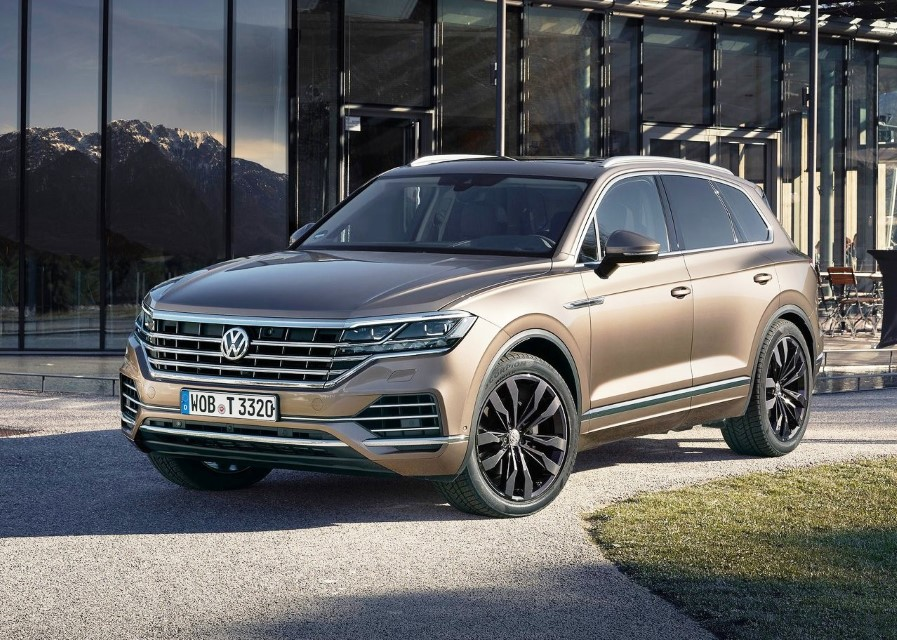 2020 VW Touareg Redesign & Changes