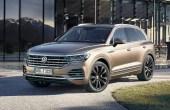 2020 VW Touareg Redesign & Changes
