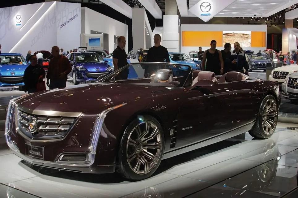 2020 Cadillac Ciel Price & Availability